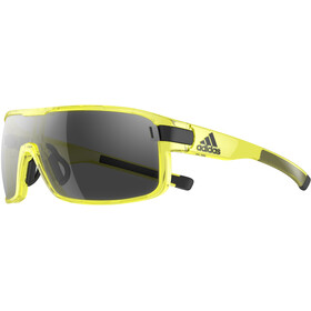 adidas Zonyk Aurinkolasit L, yellow transparent/grey